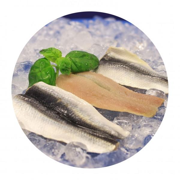 Sillfilé, 40-80g 1x5kg, Feldt's Fisk #6020