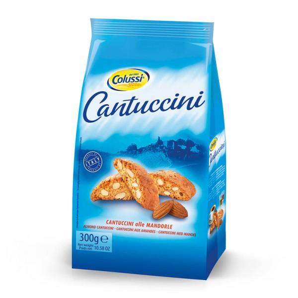 Cantuccini Mandel 12x300g Colussi #6102