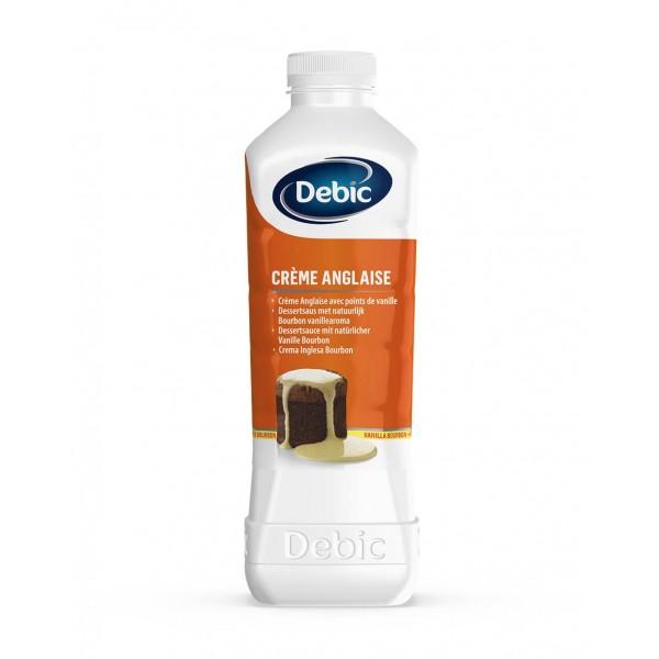 Crème Anglaise Bourbon - Vaniljsås 6x1l Debic #0747240