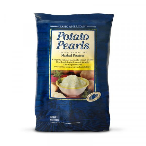 Potatispärlor, , Basic American 1x2.28kg Basic American #6115