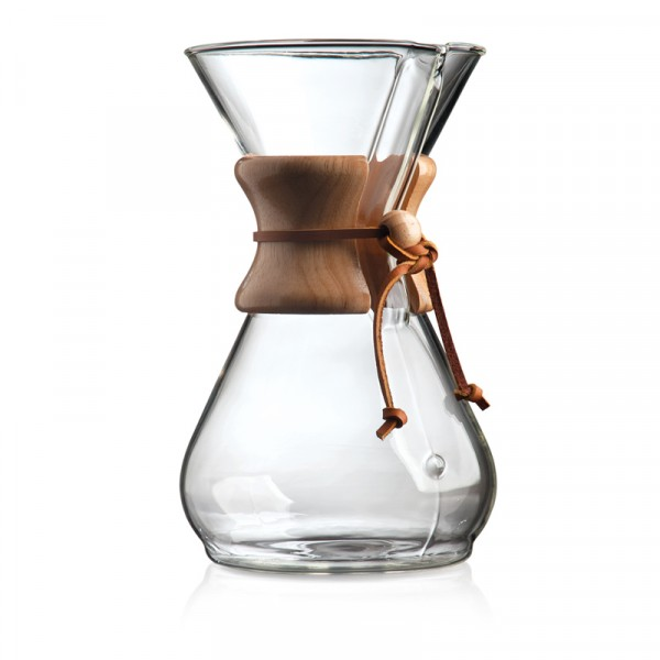 Chemex 8-cup, 1,2 liter 1x1st, Chemex #652