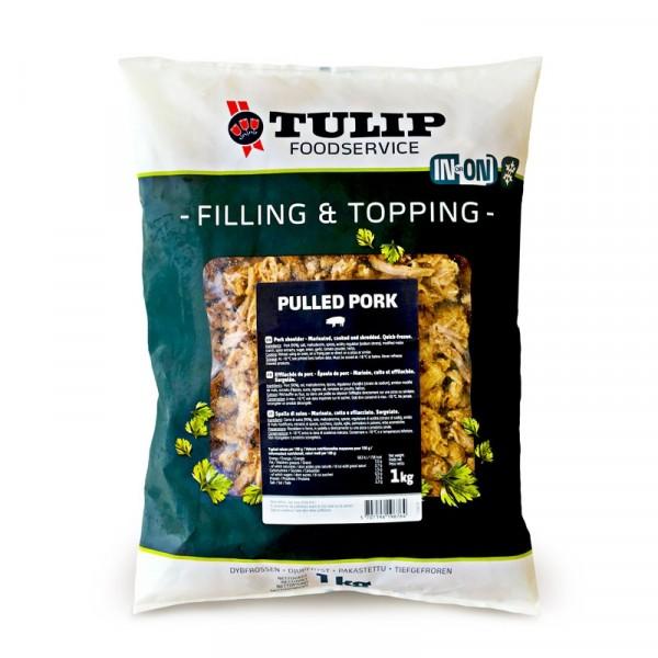 Pulled Pork, färdigriven 6x1kg Tulip #80005157