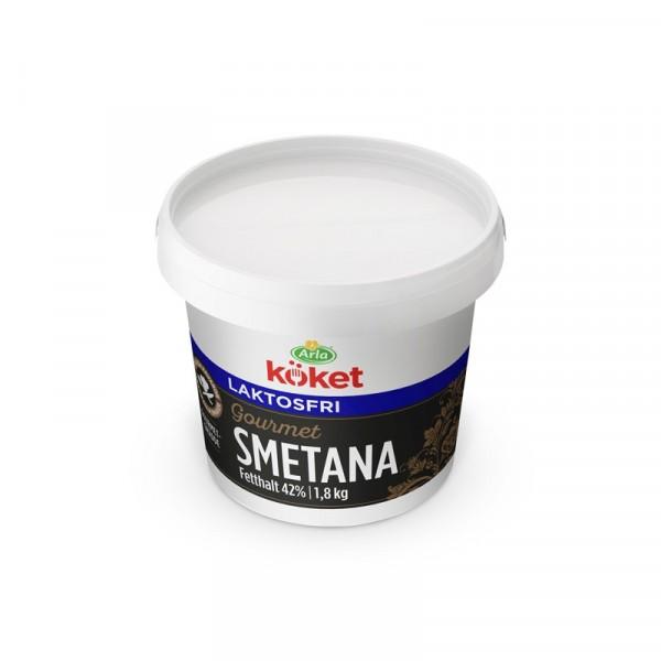 Smetana 42%, 1,8 kg 1x1.8kg Arla #85066