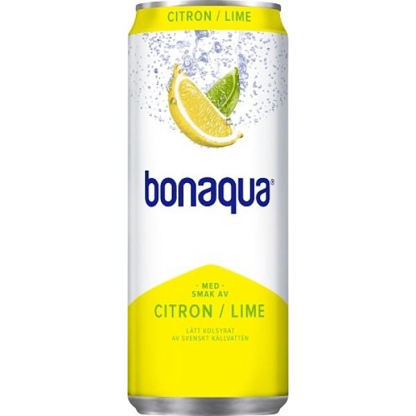 Bonaqua Citron/Lime  20x33cl Bonaqua #1413