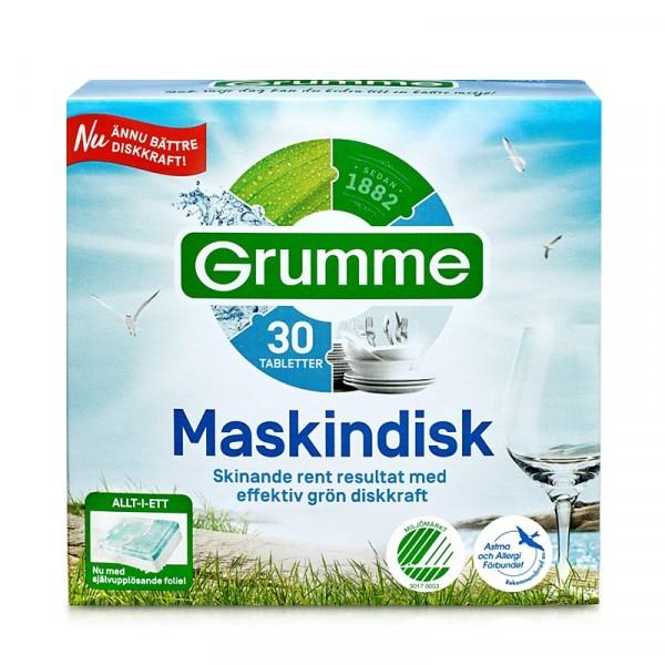 Grumme Maskindisk 4x30st Grumme #203960