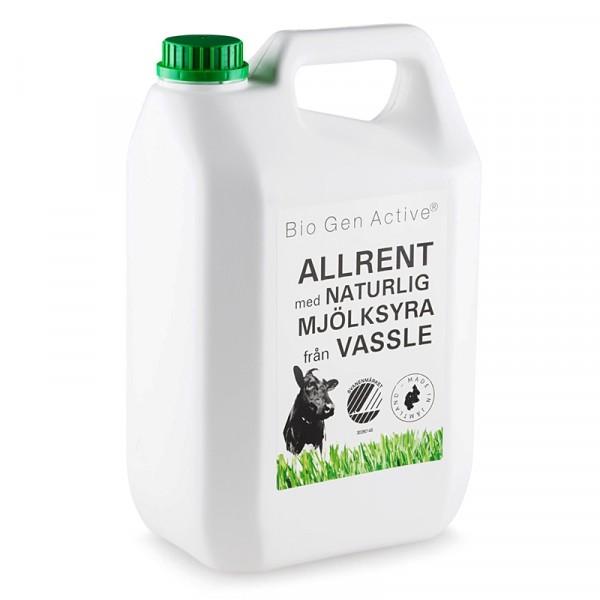 Allrengöringsmedel, Allrent refill 1x5l, Bio Gen Active #42006