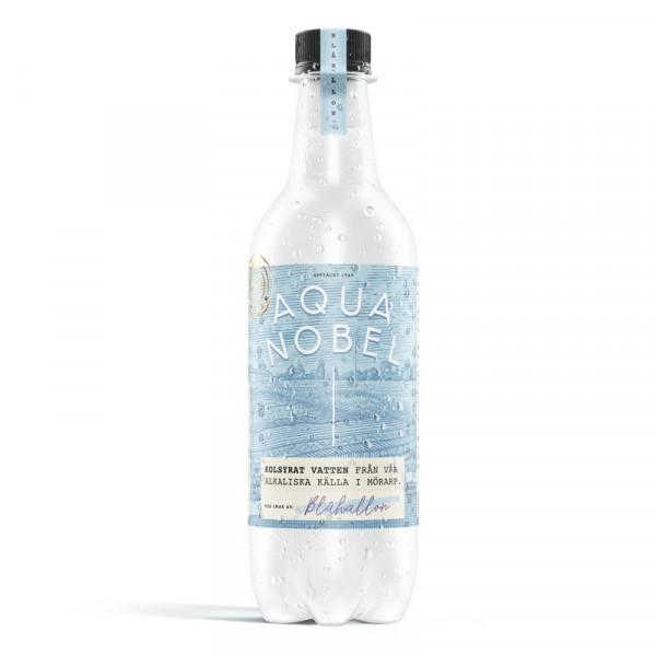 Kolsyrat Källvatten Blåhallon, EKO 12x50cl Aqua Nobel #700011220312
