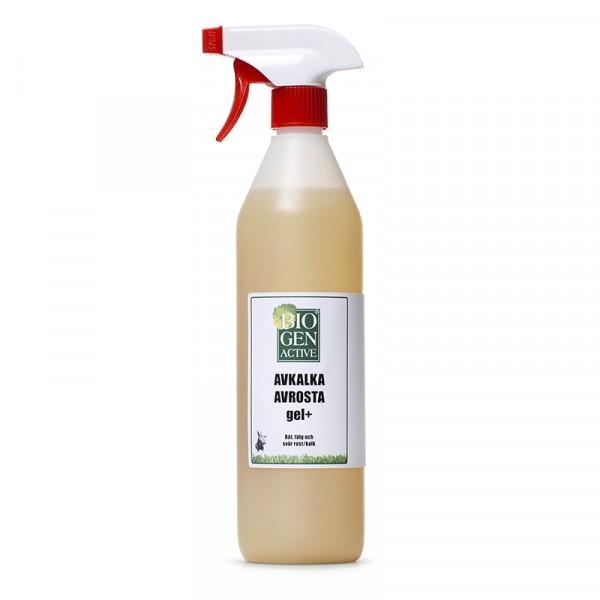 Avkalkingsmedel, Avkalka&Avrosta gel+ 1x0.75l, Bio Gen Active #42063