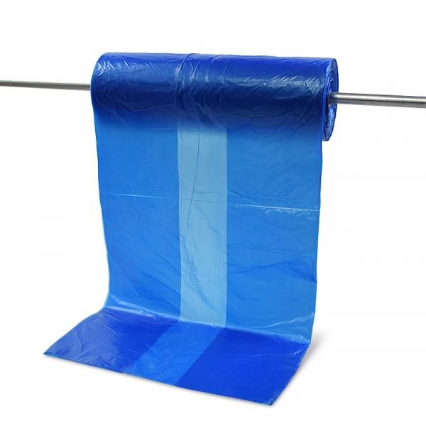 Insats/charkpåse 15kg Blå MDPE 1x375st NPA Plast #B15KGRL