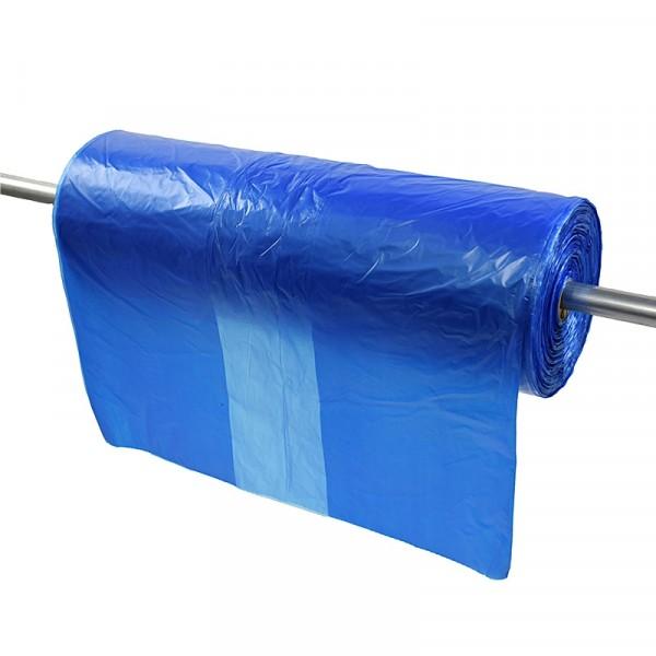 Insats/charkpåse 30kg Blå MDPE 1x250st NPA Plast #B30KGRL