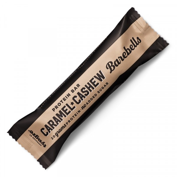 Barebells Caramel Cashew 12x55g Barebells #B1022