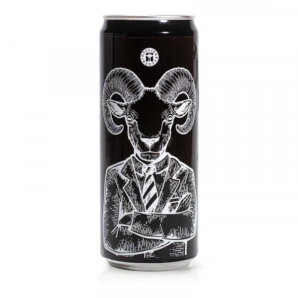 Black Sheep 6% 24x33cl Hyllie Bryggeri #101