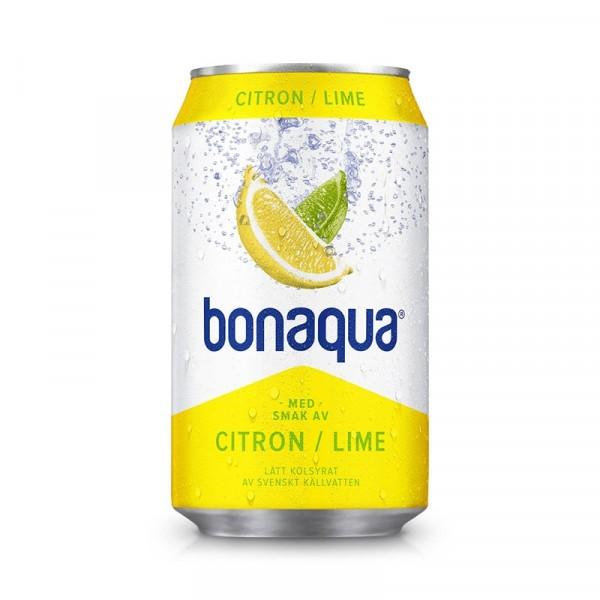 Bonaqua Citron/Lime  24x33cl, Bonaqua #1511