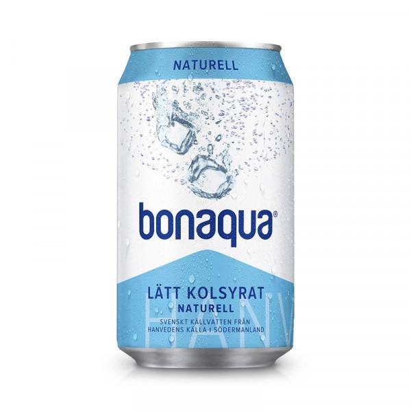 Bonaqua Naturell  24x33cl Bonaqua #1211