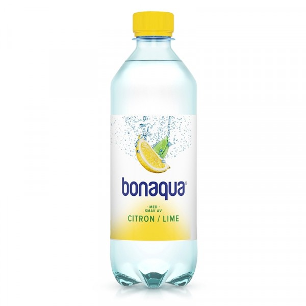 Bonaqua Citron/Lime 24x50cl Bonaqua #1035