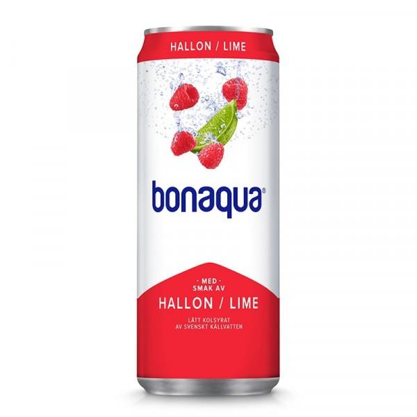 Bonaqua Hallon/Lime 20x33cl Bonaqua #1214