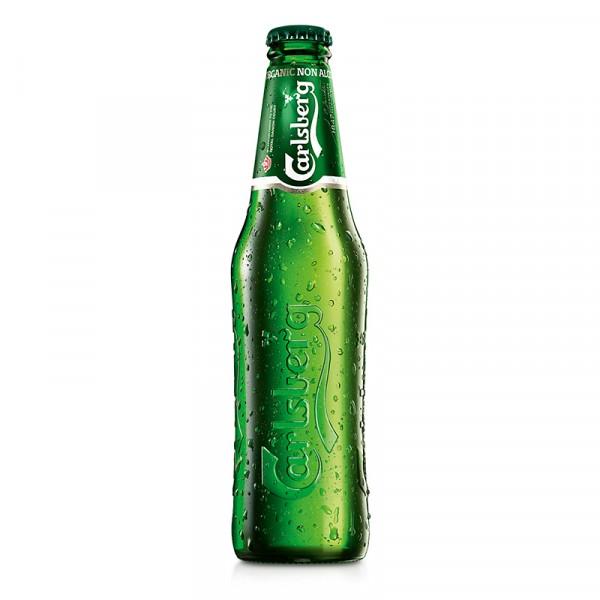Öl, Organic, 0,5% 24x33cl, Carlsberg #15927
