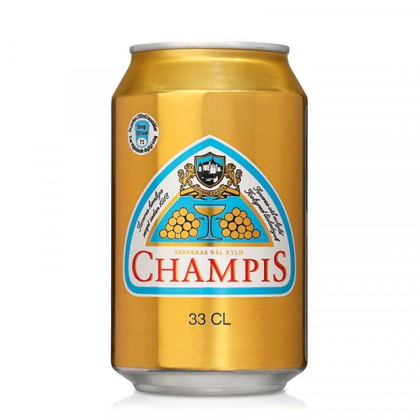 Champis  24x33cl Champis #1369621