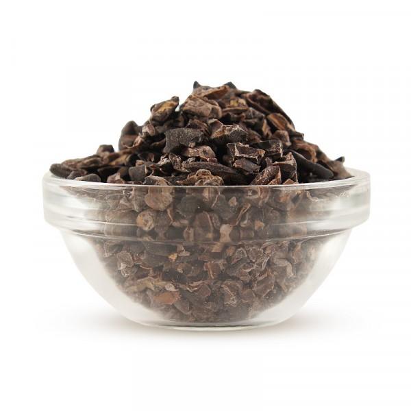 Chokladbönor (krossade), EKO 1x5kg, Mother Earth #1270x5