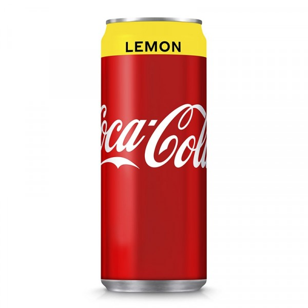 Coca Cola, Lemon 20x33cl Coca Cola #2150