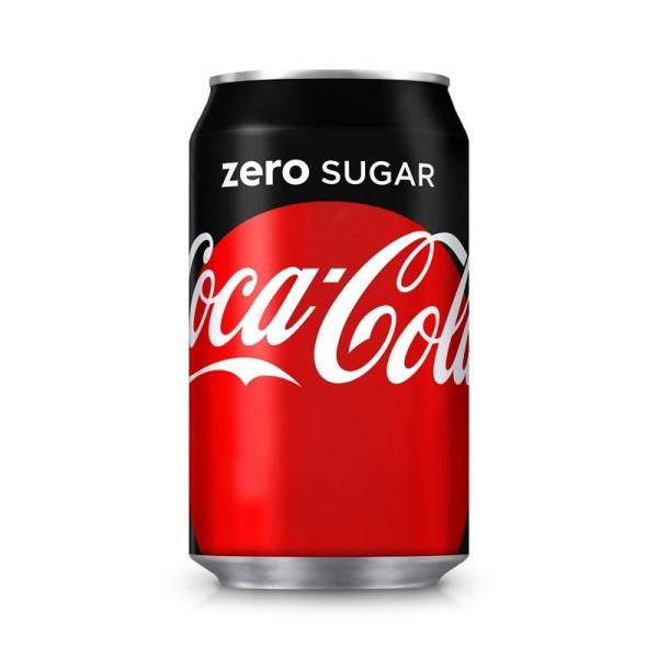 Coca-Cola Zero 24x33cl, Coca Cola #2811