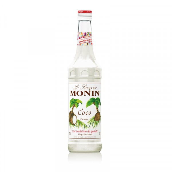 Cocos syrup 1x70cl Monin #M12