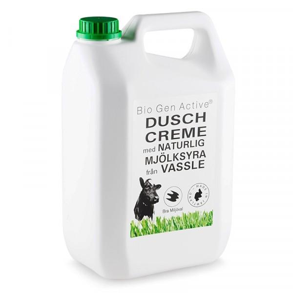 Duschcreme, refill 1x5l Bio Gen Active #42086
