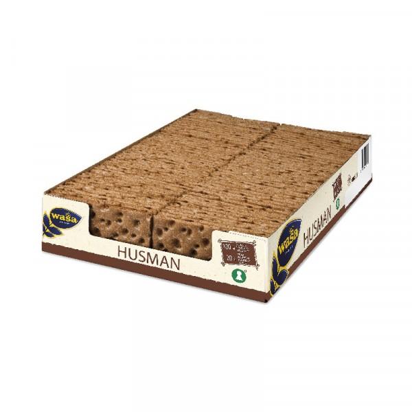 Knäckebröd, Husman S 3x1100g, Wasa #008591
