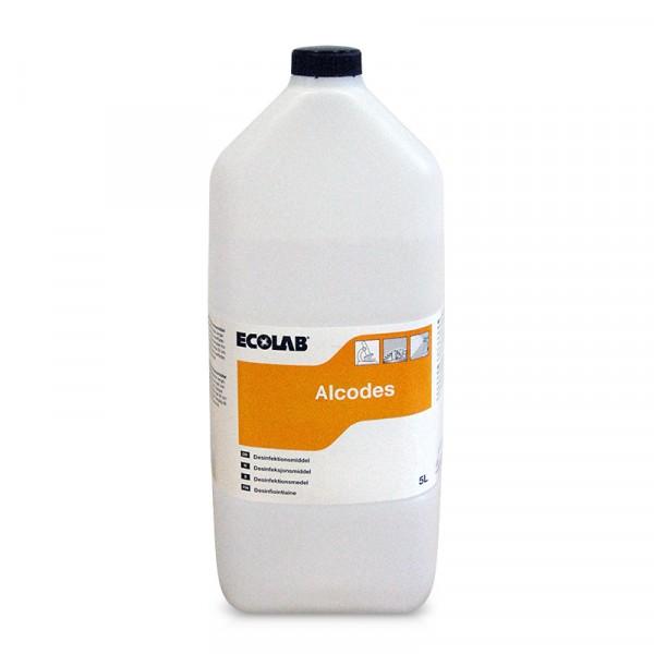 Desinfektionsmedel, Alcodes 4x5l ECOLAB #2300500
