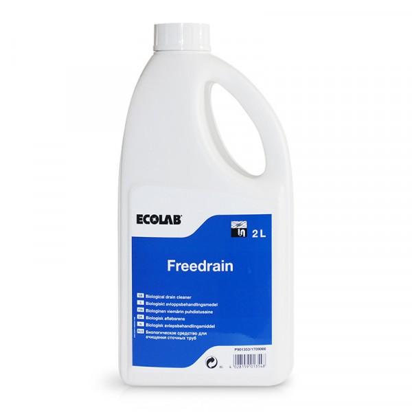 Avloppsbehandlingsmedel, Freedrain 1x2l ECOLAB #9013530