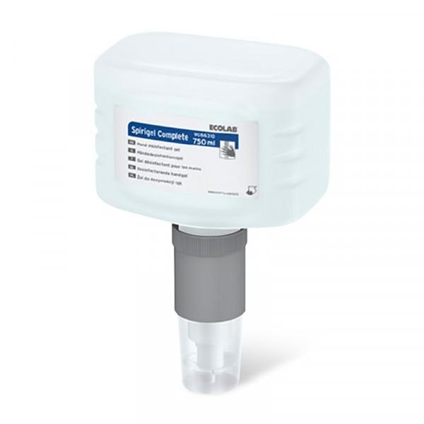 Handdesinfektionsmedel, Sprigel Complete, 750ml 6x750ml, ECOLAB #9086330