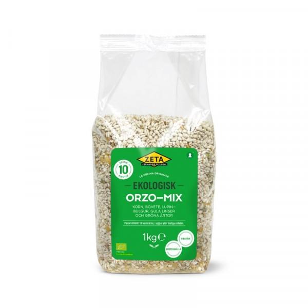 Orzo-mix, EKO 6x1kg Zeta #1456