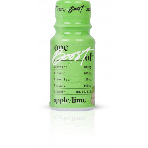 Apple & Lime  12x60ml Carly's Natural Company #390039