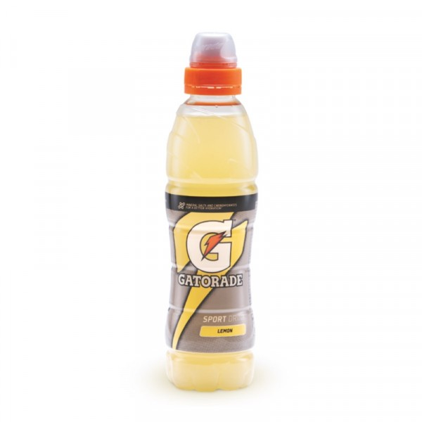 Gatorade Lemon  12x50cl Gatorade #3003