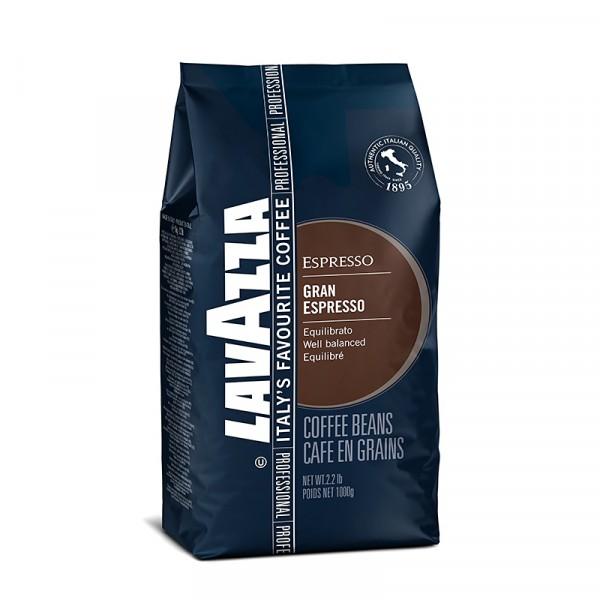 Gran Espresso, hela bönor 6x1kg Lavazza #2134
