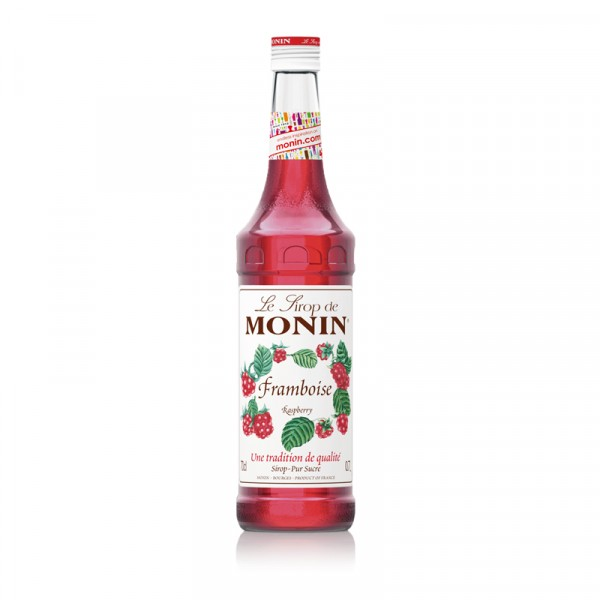 Hallon syrup 1x70cl Monin #M30