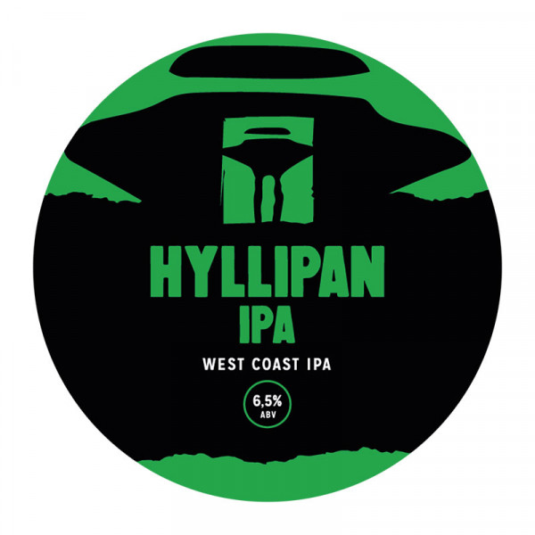 Hyllipan IPA 6.5%, 20L FAT 1x20L Hyllie Bryggeri #5