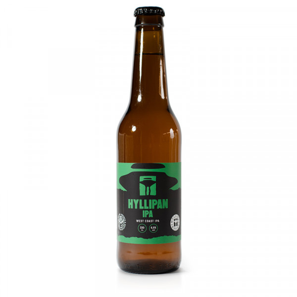 Hyllipan IPA 6.5% 24x33cl Hyllie Bryggeri #4