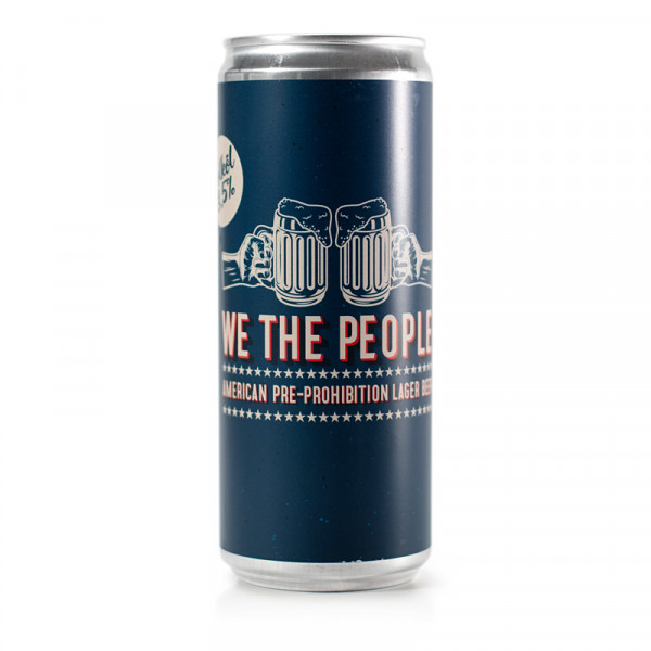 We The People 3.5% 24x33cl Hyllie Bryggeri #21