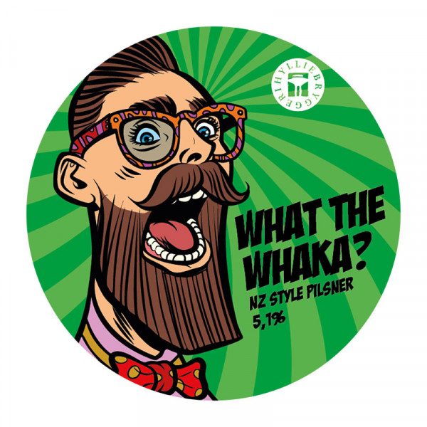 What the Whaka 5,1% FAT 1x20L Hyllie Bryggeri #10