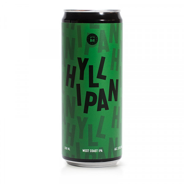 Hyllipan 3,5% 24x33cl Hyllie Bryggeri #104