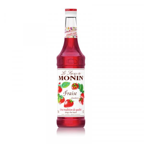 Jordgubb syrup 1x70cl, Monin #M31