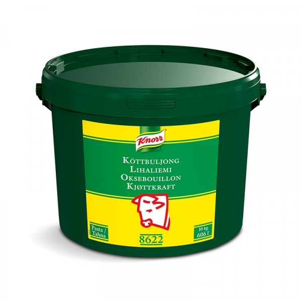 Storpack Köttbuljong, pasta  1x10kg Knorr #18436401