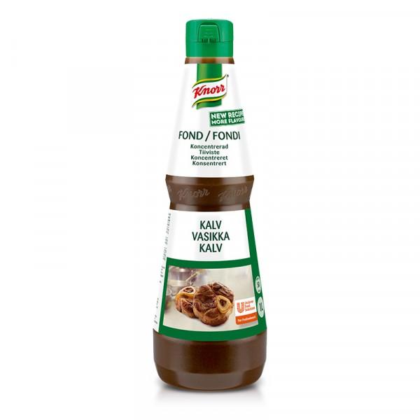 Kalvfond brun, flytande 1x1l Knorr #15943001