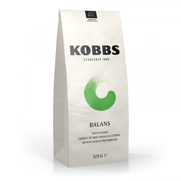 Balans, EKO 1x125g Kobbs #66557