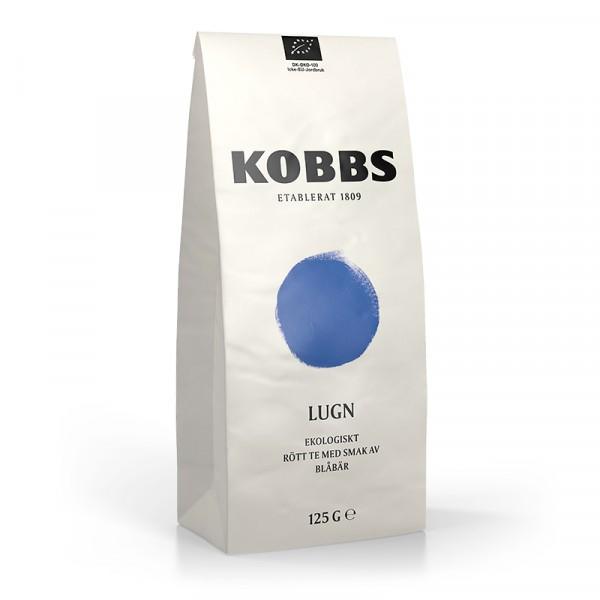 Lugn Rooibos Blåbär 1x125g, Kobbs #66555