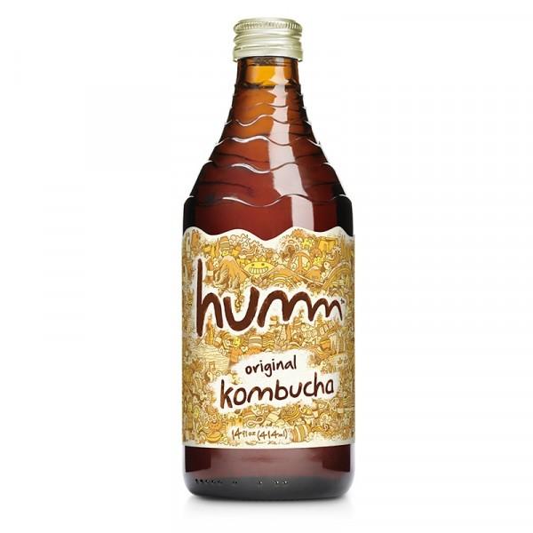 Kombucha Original 12x414ml Humm #1007