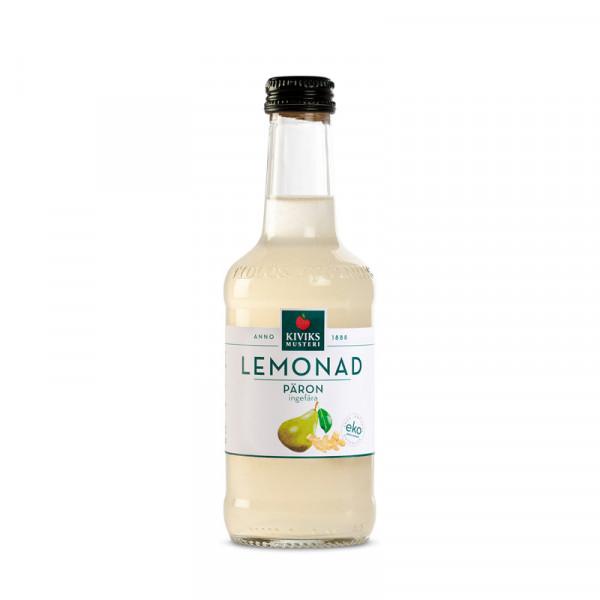 Päron/Ingefära, Lemonad 12x27.5cl Kiviks Musteri #63824