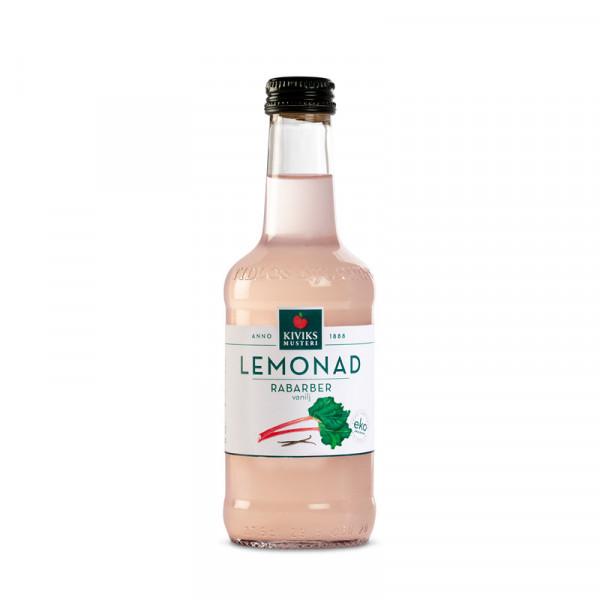 Rabarber/Vanilj Lemonad 12x27.5cl Kiviks Musteri #63564