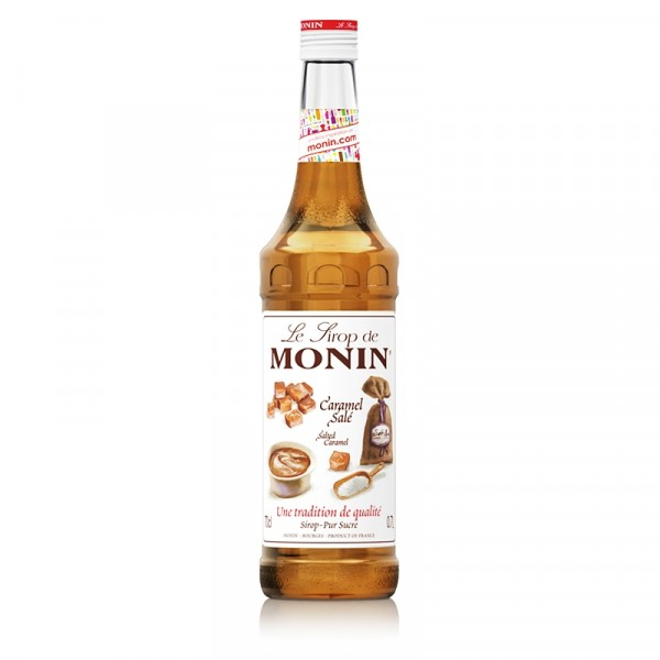 Salted Caramel syrup 1x70cl, Monin #M155